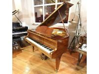 Welmar Baby Grand Piano Mahogany By Sherwood Phoenix