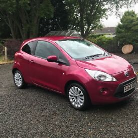 Ford KA 64 Plate Low Milage