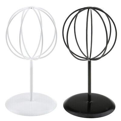 Metall Hutständer Perückenständer Perückenhalter Perücken Standplatz