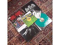 50 x DUBSTEP RECORDS 2006 - 2010 (RARE)