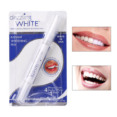 Peroxide Gel Tooth Whitening Pen Cleaning Bleaching Kit Dental Care White Teeth