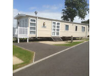 STATIC CARAVAN FOR SALE AT LITTLESEA WEYMOUTH