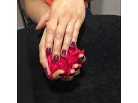 Gel polish plus manicure 💅🏼 💅🏼