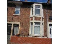 3 Bed Upper Floor Flat, Warwick Street, Heaton, NE6 5AR