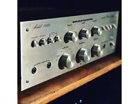 Vintage marantz 1060 solid state integrated amplifier