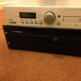 2x CD Players (Spares/Repairs)