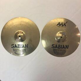 """Sabian AAX 14"""" Stage Hi Hats Cymbals"""