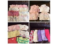 Large Baby Girl Bundle 3-6 Months