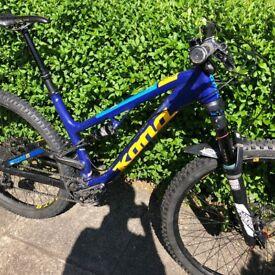 Kona Process 111 DL Mountain Bike MTB Was £4399 Free P&P  + Extras Ks LEV Integra Rock Shox Shimano
