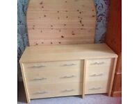 Sideboard/chest of 6 drawers