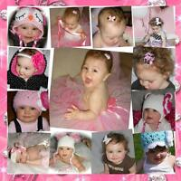 Baby Hair Clips,Headbands and Crochet hats at UNBC Oct 25 & 26