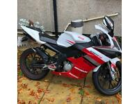 2008 derbi gpr50 racing