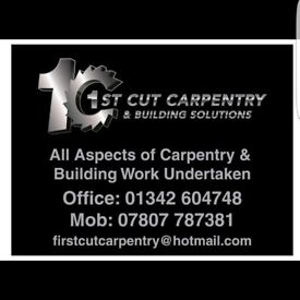 Carpenters wanted for commercial and domestic work. Good rates of pay, please contact for more info
