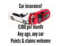 GET INSURED TODAY