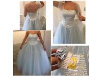 Mori Lee Prom Dress Cinderella dress ❤️