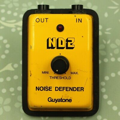 Guyatone ND2 NOISE DEFENDER Adapter use only guitar effect pedal (00453)