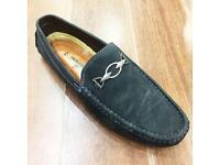 Pressway Loafer for Men's - Grey, Brown, Black.