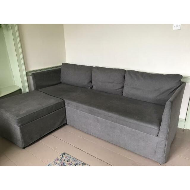 competitive price 9a3fe 822e0 IKEA Brathult Corner Sofa Bed | in New Town, Edinburgh | Gumtree
