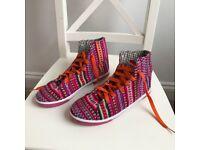 Fun, Inca style shoes