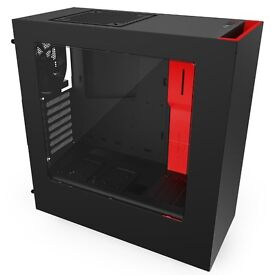 Black And Red Themed Kabylake Gaming PC
