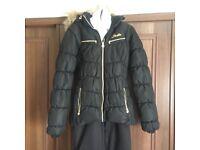 Ladies Skiwear - Dare2B Ski Jacket and Salopettes size 8