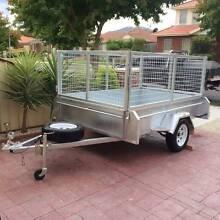 Trailer hire-8x5 Cage- (short & long term) Coburg Moreland Area Preview