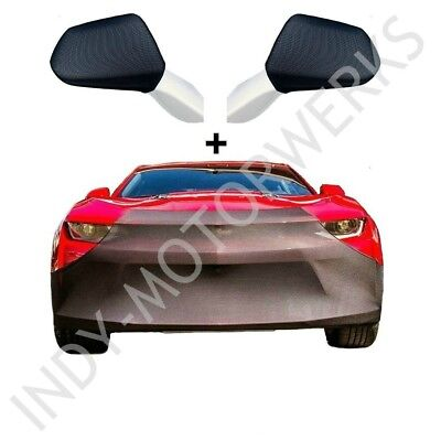 CAMARO NOVISTRETCH FRONT + MIRROR BRA HIGH TECH STRETCH MASK COMBO FITS: 6th GEN