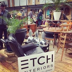 Shop opening Saturday ONLY retro vintage mid-century furniture