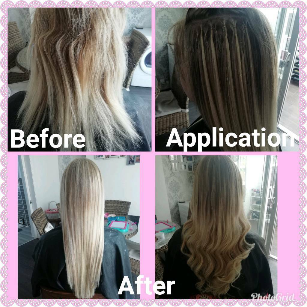 Hairdresser Hair Extensions 11 Years Experience Fully Qualified And