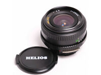 Helios 28mm f2.8 Lens M42 fit