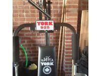 York 925 multi gym