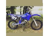 Yamaha yz 125 2 stoke