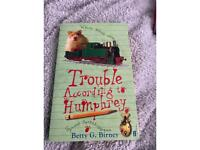 Trouble according to Humphrey book