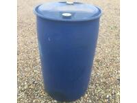 Large Water container great for a power washer