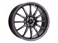 "18"" Team Dynamics Pro Race 1.2 Gunemetal for 5x112 VW Audi Seat Etc"