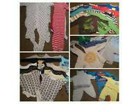 Baby boy bundle 9-12 mainly (some 6-9 but big)