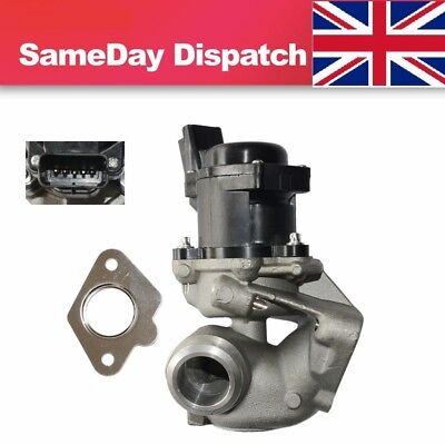 OE Quality EGR Valve 1363591 for FORD Fiesta MK6 MK7 Fusion 1.4 TDCi 2001 on