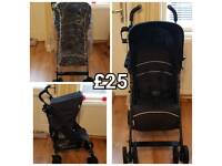 Hauck Speed Baby Stroller