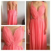 PERFECT CONDITION PROM DRESS