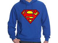Superman Men's Logo Hoodie Adidas Trousers Jog Pants Track Bottoms for sports gym namebrands Genuine