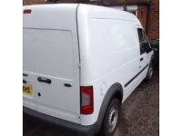 Ford transit connect, excellent condition, no vat, service history.