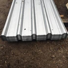 GALVANISED BOX PROFILE ROOF SHEETS *NEW* 🔨