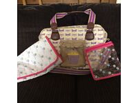 Pink Lining/Yummy Mummy Changing Bag