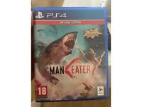 PS4 man eater
