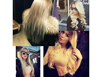 Hair extensions from £90