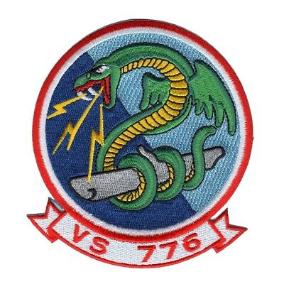 U.S. Navy VS-776 Scouting Squadron Military Patch