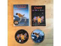 Queen Live Wembley Stadium 1986 (2 x DVD)