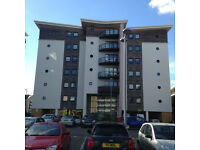 Top floor modern flat in Sports village close to Cogan station