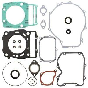 Complete Gasket Kit w/ Oil Seals Polaris Ranger 6X6 500 500cc 1998-2005