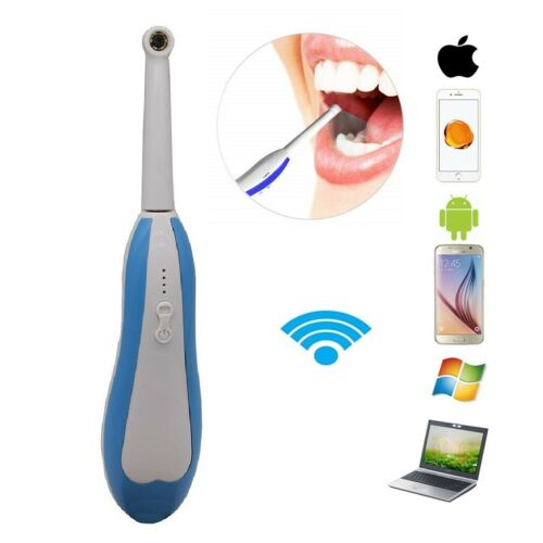 WiFi Dental Intraoral Camera Wireless 3.0 Mega Pixels HD Clear Image USA Business & Industrial